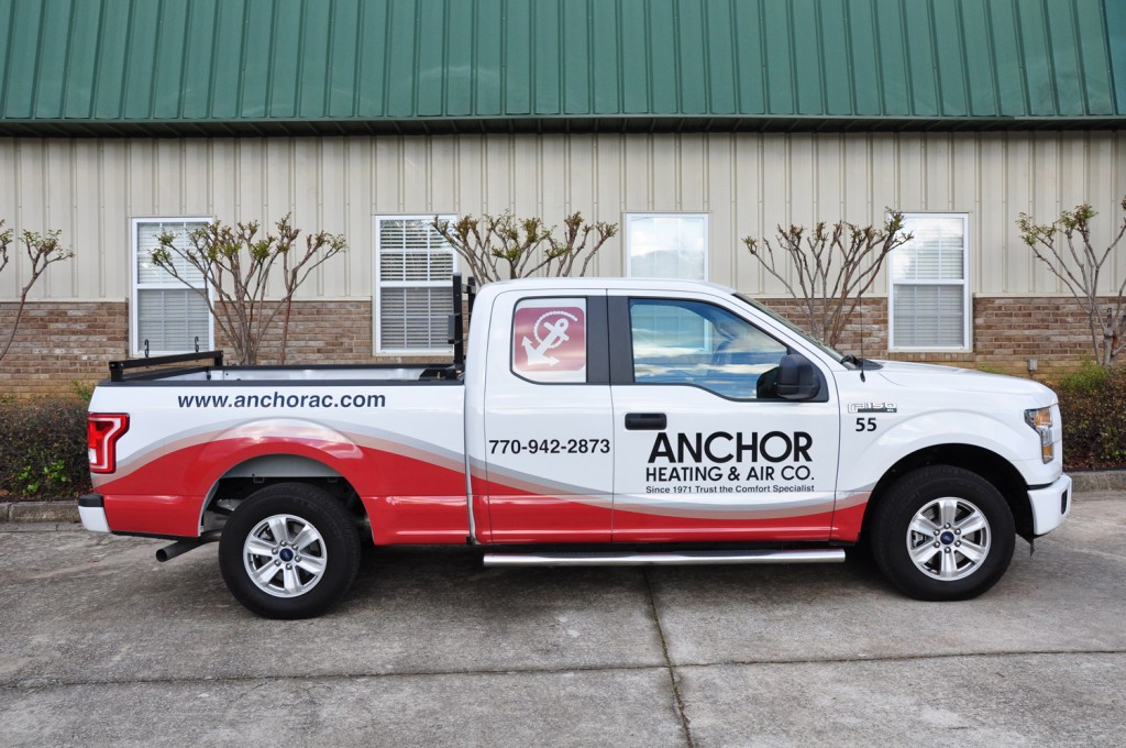 anchor service truck