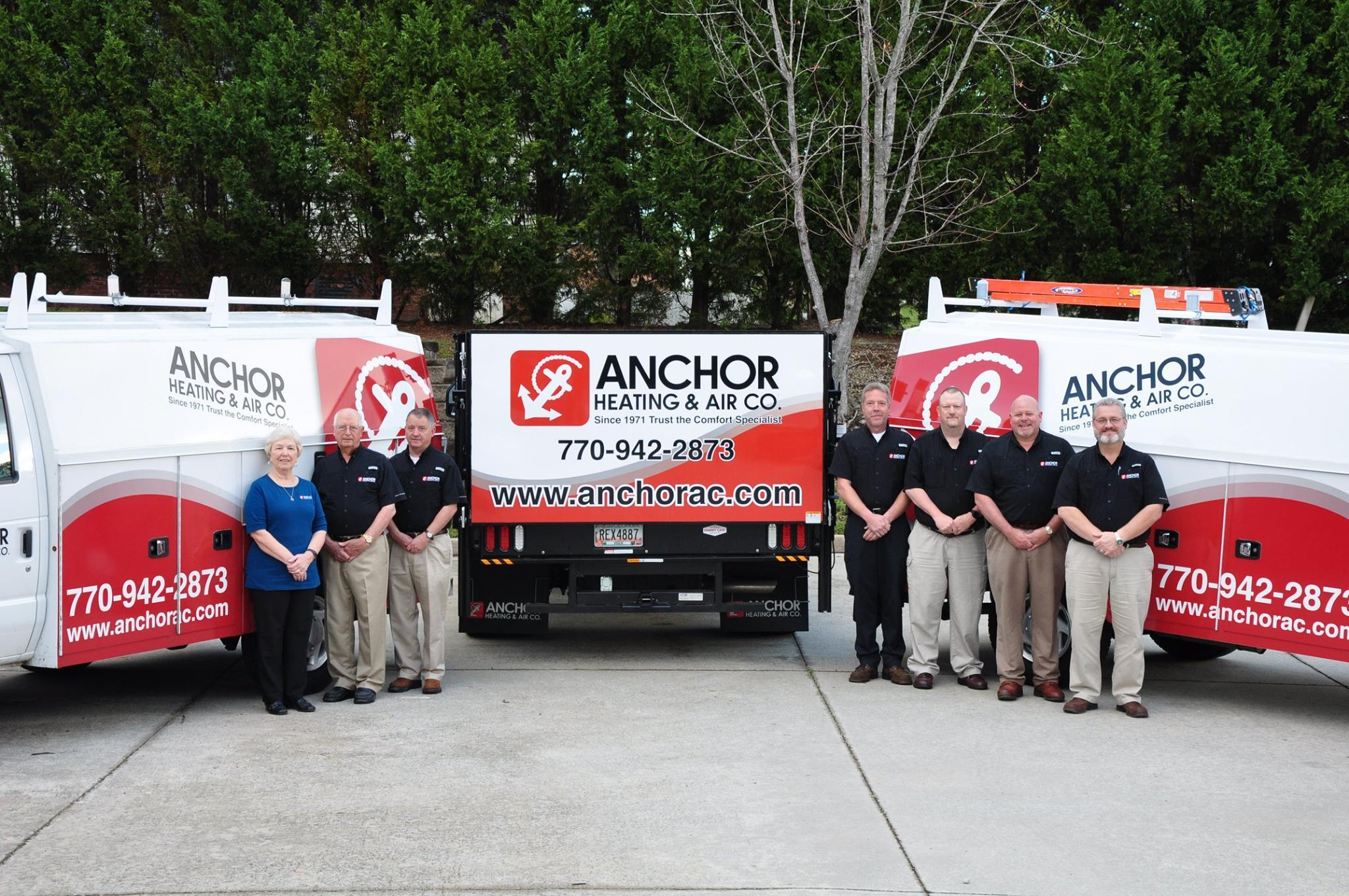 Anchor AC Management Team