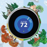 nexia thermostat anchor infographic header