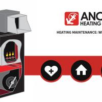 heating maintenance infographic header