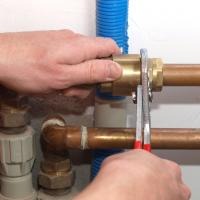 plumbing maintenance, heating and cooling