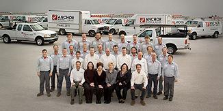 Anchor AC team