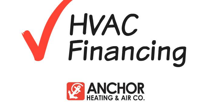 hvac financing anchor ac