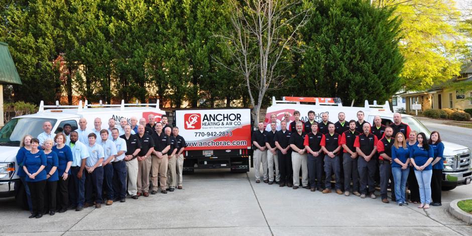 anchor team