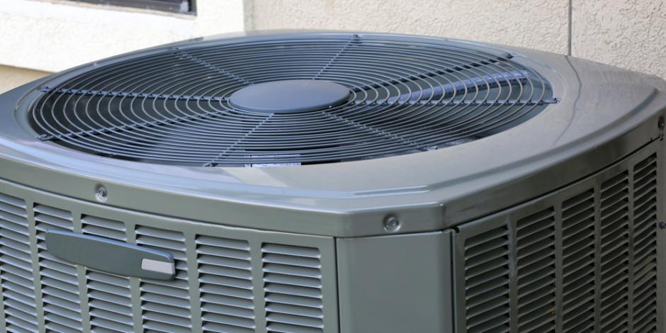 external air conditioning unit
